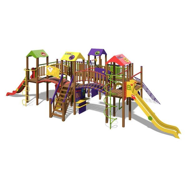 The Citadel Playground Complex T911NEW