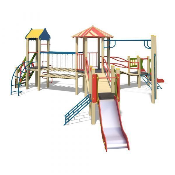 Butterfly Playground Complex Т806