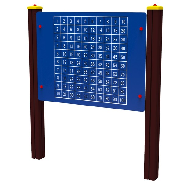 Multiplication A9074 game panel