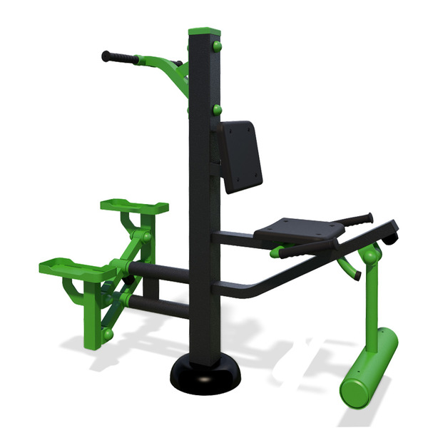 InterAtletika SM126-136 Stepper - Hip Extension